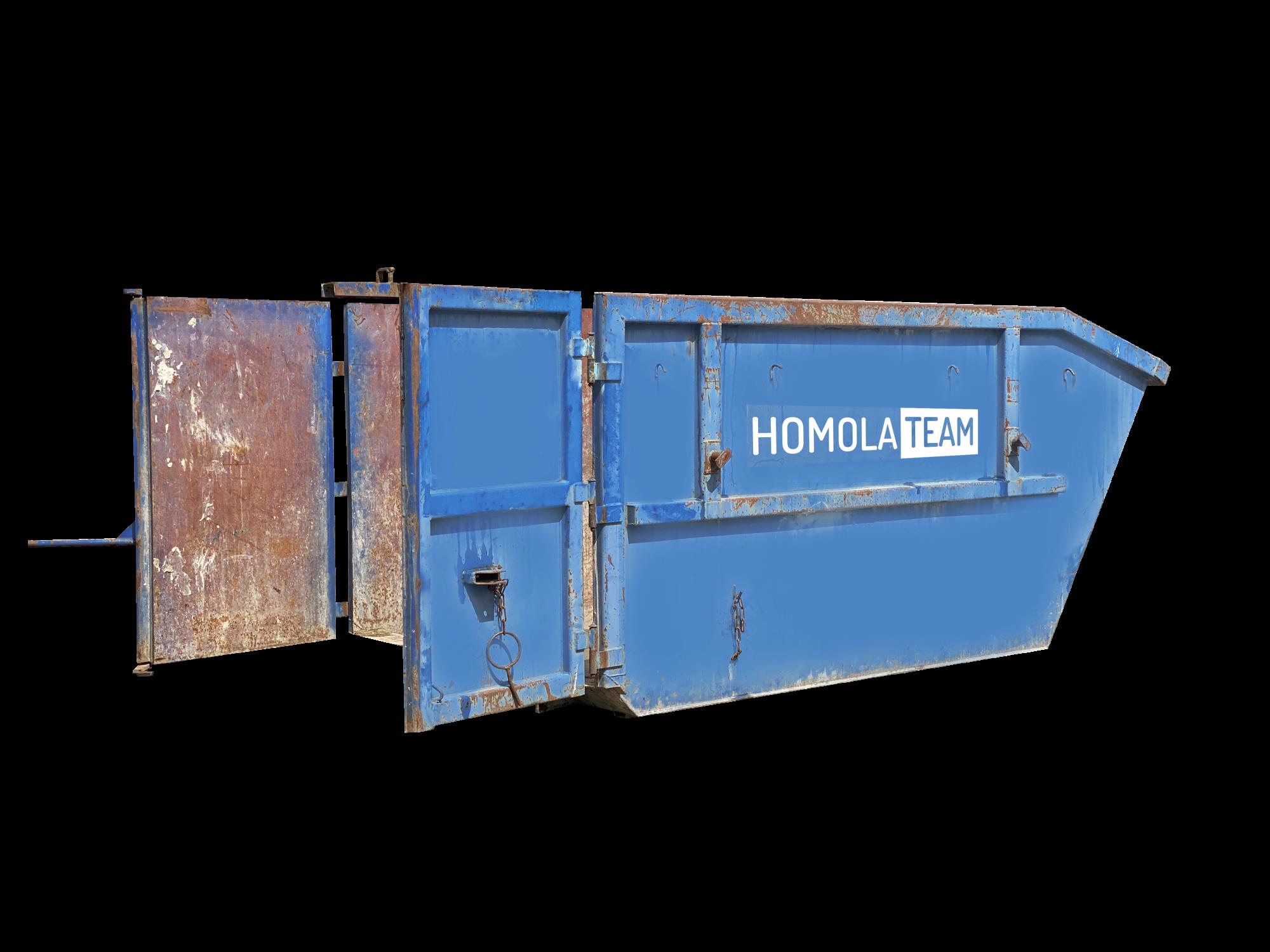 homolateam homola, veľkokapacitné kontajnery bratislava najlacnejšia cena